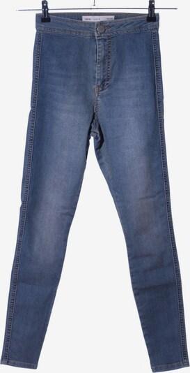 ASOS DESIGN High-Waist Hose in XS in blau, Produktansicht
