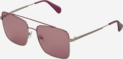 MAX&Co. Sonnenbrille in grau / lila, Produktansicht
