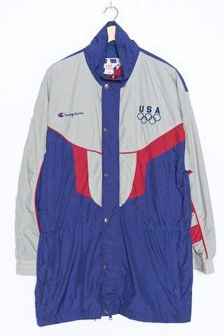 Champion Authentic Athletic Apparel Winterjacke in XL in Lila
