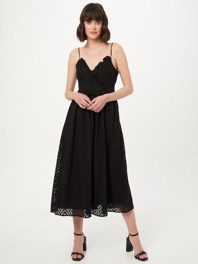 SELECTED FEMME Kleid 'JOSA' in schwarz, Modelansicht