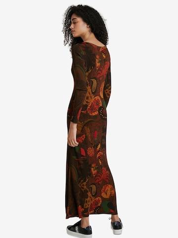 Desigual Kleid 'ARKAN' - Hnedá