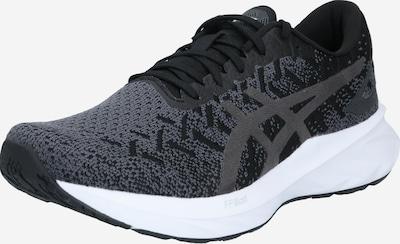 ASICS Chaussure de course 'DYNABLAST' en gris foncé / noir / blanc, Vue avec produit