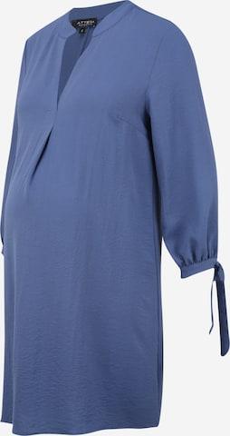 Attesa Dress in Blue