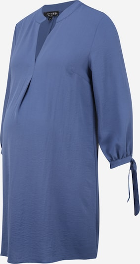 Attesa Dress in Smoke blue, Item view