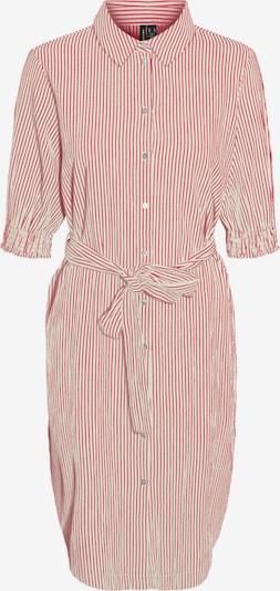 VERO MODA Košilové šaty 'ANNABELLE' - pink / bílá, Produkt