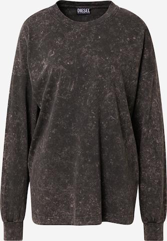 DIESEL Shirt 'BLONG' in Black