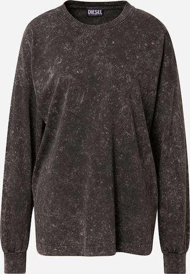 DIESEL Shirt 'BLONG' in schwarz, Produktansicht