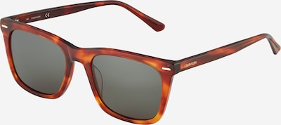 Calvin Klein Sluneční brýle '21507S' - hnědá / koňaková / černá, Produkt