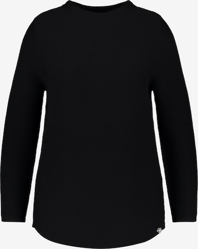 SAMOON Sweater in Black, Item view