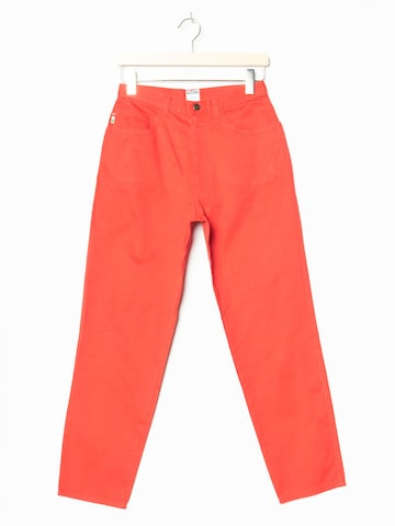 MOSCHINO Jeans in 28 x 27 in Red