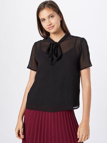 Camicia da donna 'Sienna' di ABOUT YOU in nero