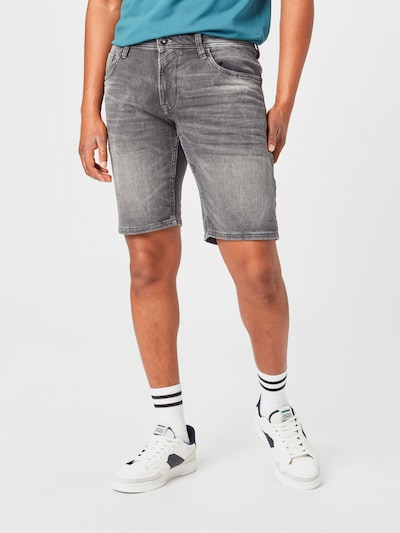 TOM TAILOR DENIM Jeansy w kolorze szary denimm, Podgląd na modelu(-ce)