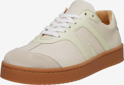 N91 Sneaker 'Retro Draft DD' in beige, Produktansicht