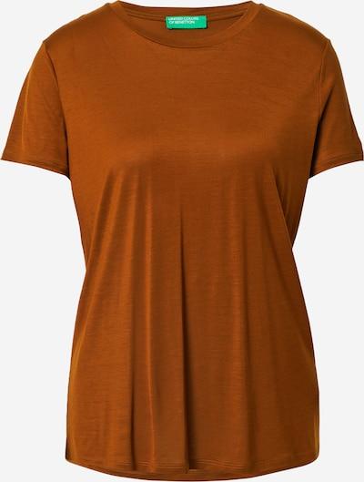 UNITED COLORS OF BENETTON T-Shirt in chamois, Produktansicht