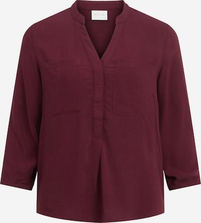 VILA Blouse in Wine red, Item view