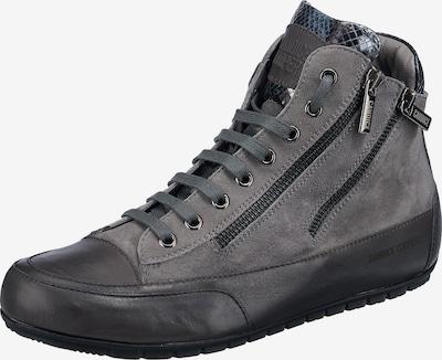 Candice Cooper Sneaker 'Lucia Zip' in grau, Produktansicht