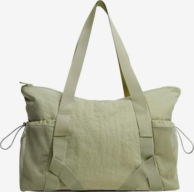 MANGO Shopper - svetlozelená, Produkt