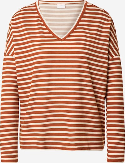 Tricou 'HARLOW' JDY pe portocaliu homar / alb, Vizualizare produs