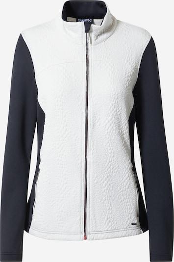 KILLTEC Veste de sport 'Mikkeli' en noir / blanc, Vue avec produit