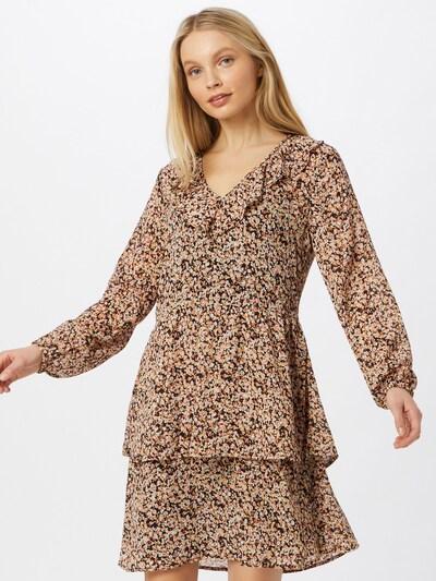 MOSS COPENHAGEN Kleid 'Merila Rikkelie' in mischfarben / pfirsich, Modelansicht