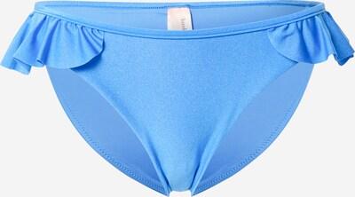 Hunkemöller Bas de bikini 'Suze' en bleu, Vue avec produit