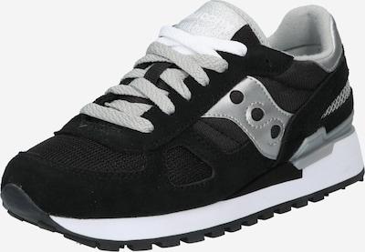 saucony Sneaker 'Shadow Original' in schwarz / silber, Produktansicht