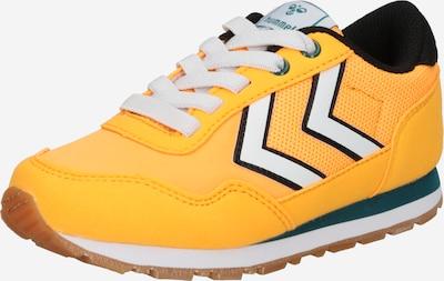 Hummel Sportschuh 'REFLEX JR' in gelb / schwarz, Produktansicht