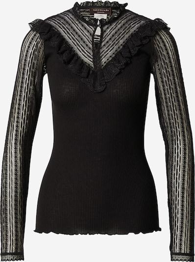 rosemunde Shirt in de kleur Zwart, Productweergave