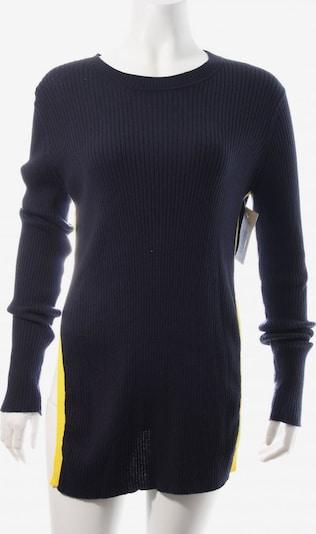 Each x Other Strickshirt in S in dunkelblau / gelb, Produktansicht