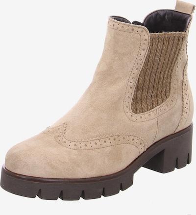 GABOR Chelsea Boots in beige / braun, Produktansicht