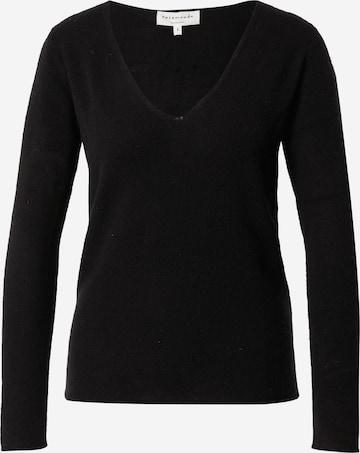 rosemunde Pullover in Schwarz