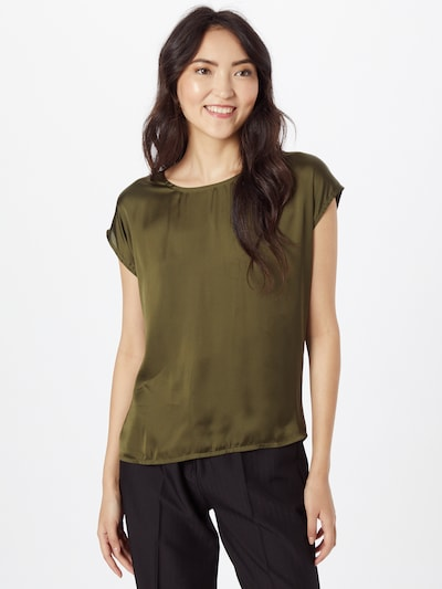 MORE & MORE Blouse in Khaki, View model