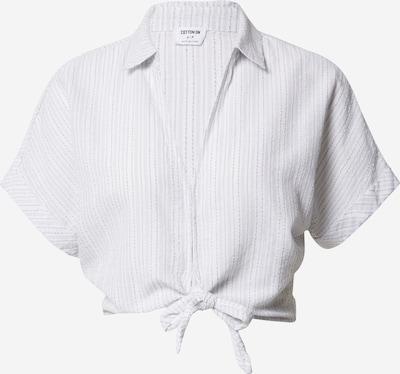 Cotton On Blūze 'Sasha' gaiši pelēks / balts, Preces skats