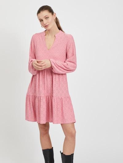 VILA Kleid 'Kawa' in rosa, Modelansicht