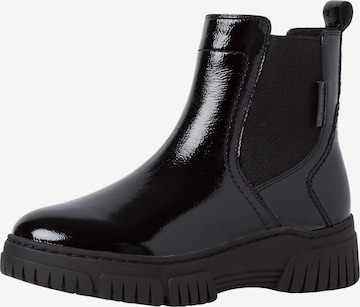 Tamaris Pure Relax Chelsea Boots in Black