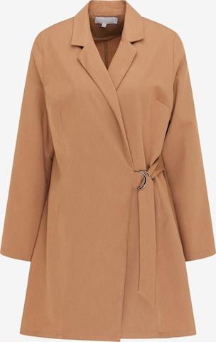 RISA Blazer i brun