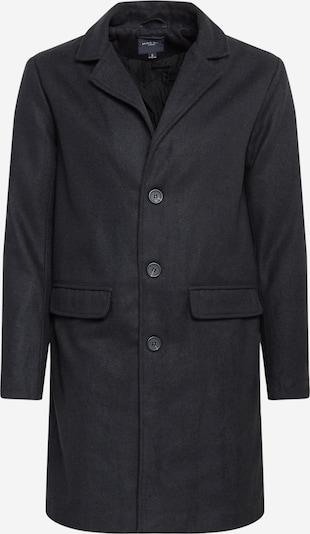 BRAVE SOUL Přechodný kabát 'AUGUSTINE' - černá, Produkt