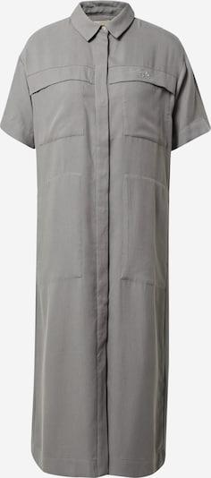 Esmé Studios Kleid 'Myla' in graumeliert, Produktansicht