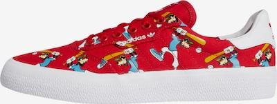 ADIDAS ORIGINALS Schuh 'Disney ' in mischfarben / rot, Produktansicht