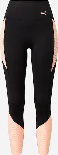 PUMA Sporthose 'FOREVER' in rosa / schwarz, Produktansicht