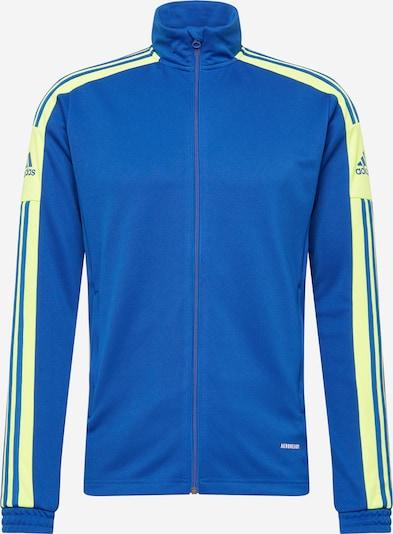 ADIDAS PERFORMANCE Chaqueta deportiva en azul / verde claro, Vista del producto