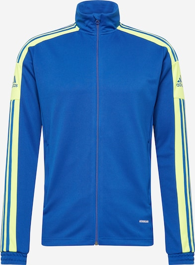 ADIDAS PERFORMANCE Sportjacke in blau / hellgrün, Produktansicht
