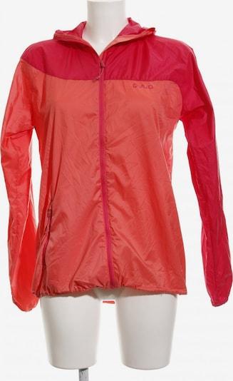 UNBEKANNT Regenjacke in M in magenta, Produktansicht