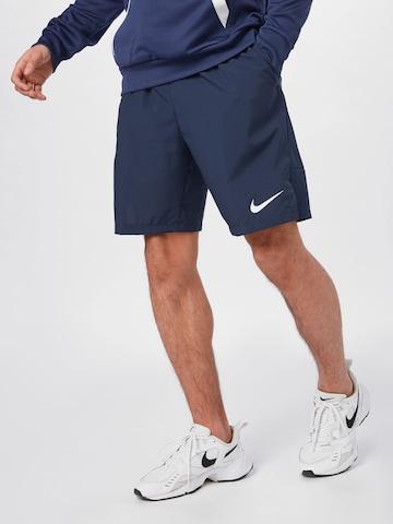 NIKE Παντελόνι φόρμας 'Flex' σε μπλε