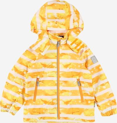 Reima Kurtka przejściowa 'Fasarby' w kolorze żółty / szafranowy / białym, Podgląd produktu