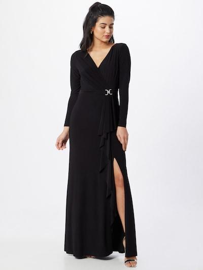 Lauren Ralph Lauren Abendkleid 'LUANA' in schwarz, Modelansicht