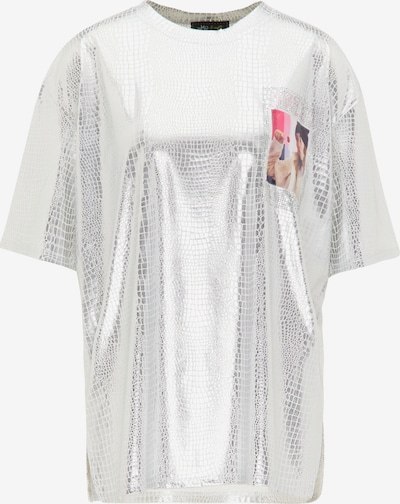 myMo at night Oversized shirt in Mixed colours / Silver, Item view