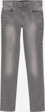 Cars Jeans Teksapüksid 'CLEVELAND', värv hall