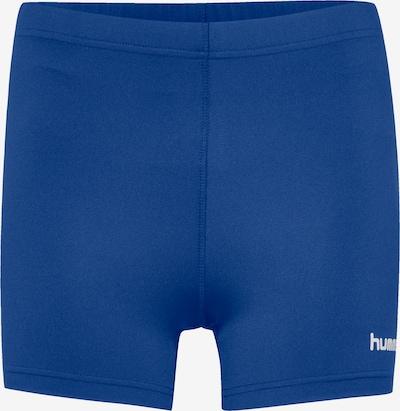 Hummel Hipsters in blau / weiß: Frontalansicht