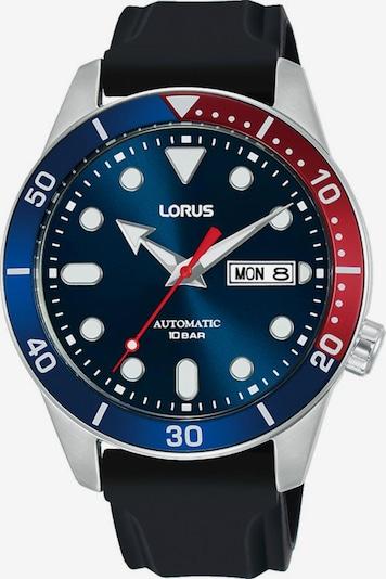 LORUS Uhr 'RL451AX9« in blau / schwarz, Produktansicht